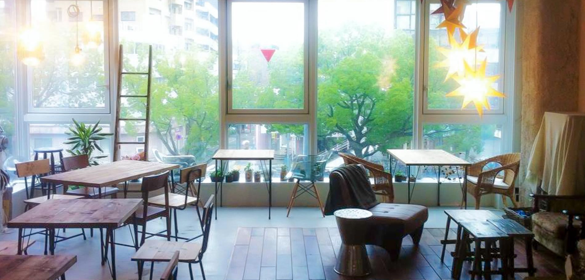 大須のシーシャカフェ